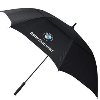 寶馬車高爾夫傘30英寸8骨自動雙層防風高爾夫傘